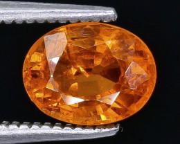 2.25 Crt  Spessartite Garnet Faceted Gemstone (Rk-7)