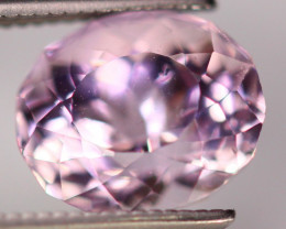 3.95ct Natural Pink Kunzite Oval Cut Lot V8962