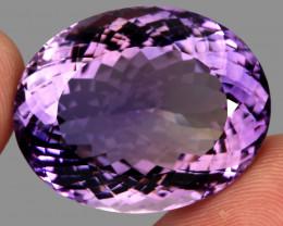 79.12 ct 100% Natural Earth Mined Unheated Purple Amethyst, Uruguay