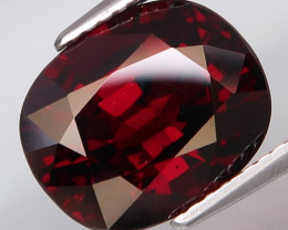 7.23 ct. 100% Natural Earth Mined Red  Spessartite Garnet Africa