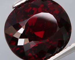 8.82  ct. 100% Natural Earth Mined Red  Spessartite Garnet Africa