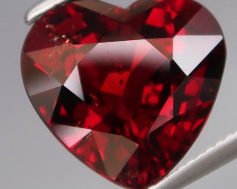 5.72 Ct.100% Natural Earth Mined Red Rhodolite Garnet Africa
