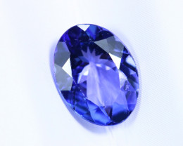 1.06cts Natural D Block TOP Tanzanite Stone / KL1114