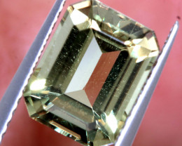 2.77CTS CERTIFIED DIAPSORE FACETED TURKEY RARE MINERAL TBM-1390