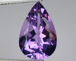4.95 Ct Amethyst Excellent Amazing Cut Top Quality Gemstone.AMT 06