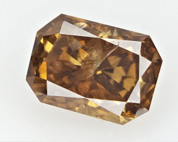 0.26 cst   , Loose Diamond Gemstone , Conflict free diamond