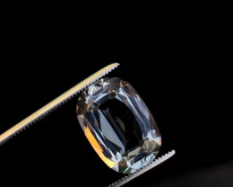 4.50 carat aquamarine ~ stardust Pakistan