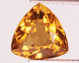 2.84 Cts Rare Golden Yellow Beryl Natural Gemstone