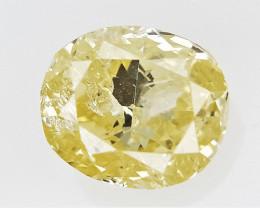 0.28 cts fancy Natural Diamond , Unique Shaped Diamond