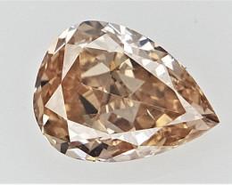 0.14 cts fancy Natural Diamond , Unique Shaped Diamond