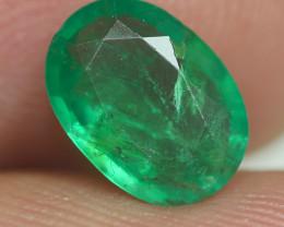 1.150CRT BEAUTY GREEN EMERALD ZAMBIAN EMERALD -