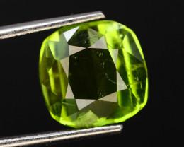 Apple Green 4.35 Ct Natural Himalayan Peridot