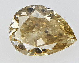 0.15 cts  fancy Natural Diamond , Unique Shaped Diamond
