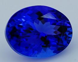 3.76  CT D Block Rare Find Natural Blue Tanzanite   T1-15