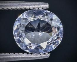 1.11 Crt Morganite Faceted Gemstone (Rk-8)
