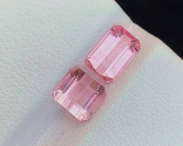 2.30 Carats  baby pink colour Tourmaline Gemstone From Afghanistan