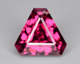 Attractive Color 2.00 ct Red Garnet Perfect Jewelry Piece