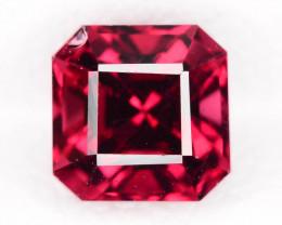 Lovely Color 1.95 ct Fancy Cut Red Garnet Jewelry Piece