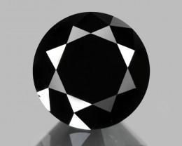 *NoReserve*Diamond 2.10 Cts Rare Fancy Black Color Natural
