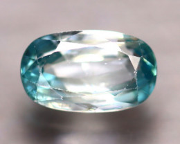 Blue Zircon 3.60Ct Natural Cambodian Blue Zircon E2810/B6