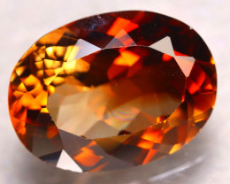 Whisky Topaz 11.18Ct Natural Imperial Whisky Topaz E2817/AA6