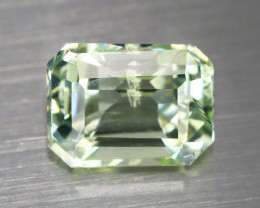 2.210 CT BERYL YELLOWISH GREEN 100% NATURAL UNHEATED