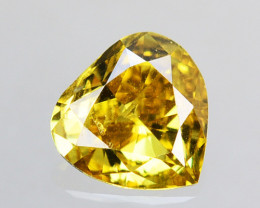 Outstanding!!! 0.11Cts Natural Untreated Diamond Fancy Brown Pear Cut Afri