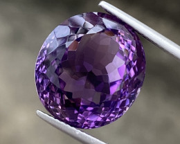 Natural Amethyst 19.25 Cts Excellent Gemstone