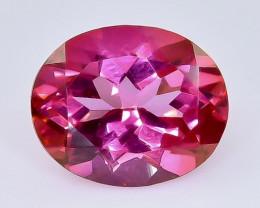 4.54 Crt Topaz Pink Faceted Gemstone (Rk-9)