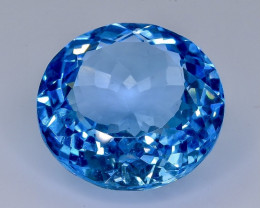 17.25 Crt Topaz Faceted Gemstone (Rk-9)