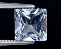 1.37 Crt Aquamarine Faceted Gemstone (Rk-9)