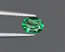 ~No Reserve~0.440 ct Superb Color & Luster Emerald