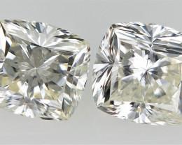2/0.90  cts  Beautiful extra Cut diamonds for Jewelry