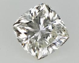 0.49 cts   , RAREST Shaped Natural White Diamond , Diamond for Jewelry