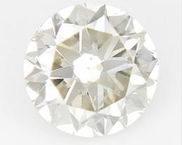 0.41 cts Round Brilliant Cut Diamonds