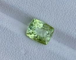2.50 CTS Jaba Green Tourmaline Gem
