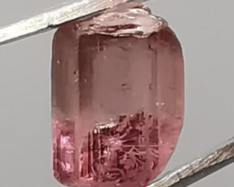 Tourmaline, 3.02ct, rough stone from Brazil, perfect to sape it !