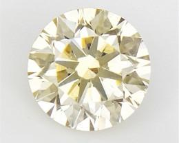 0.25 cts  Rarest Multi colored Diamond,  Unique Diamond For Jewelry