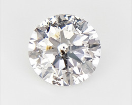 0.25 cts  Round Brilliant Cut Diamonds