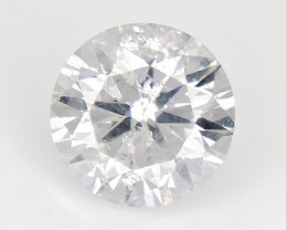 0.18 cts  Round Brilliant Cut Diamonds