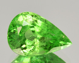~BEAUTIFUL~ 1.47 Cts Natural Tsavorite Garnet Nice Green Kenya