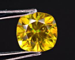 6.13 Carat Top Sphene Cut Gemstone