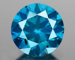 Natural  Blue Diamond Top Class Vivid Color BD2