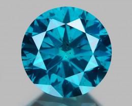 Natural Blue Diamond Top Class Vivid Color BD12