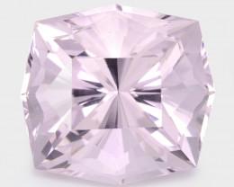 30.33 Ct Morganite Master Cut Pinkish Gemstone MR6