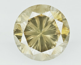 Beautiful 3/4 cts Diamond , Real Natural Diamond , Rare Diamond , 0.75 cts