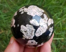 2083 Cts Beautiful Rhodonite Healling Sphere From Pakistan
