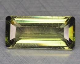1.54 Cts Green Tourmaline Natural Gemstone
