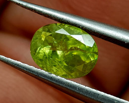 1Crt Sphene Color Change Natural Gemstones JI43