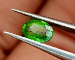 0.53Crt Rare Tsavorite Garnet Natural Gemstones JI43